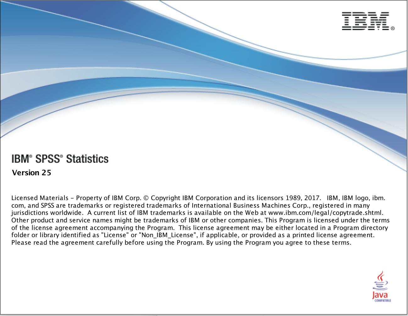 مجموعة مراجع من شركة IBM لبرنامج التحليل الإحصائي SPSS